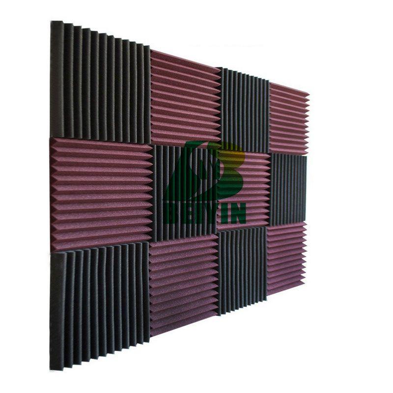 acheter studio d 39 enregistrement studio mousse acoustique panneau mural panneau de mousse isolant. Black Bedroom Furniture Sets. Home Design Ideas
