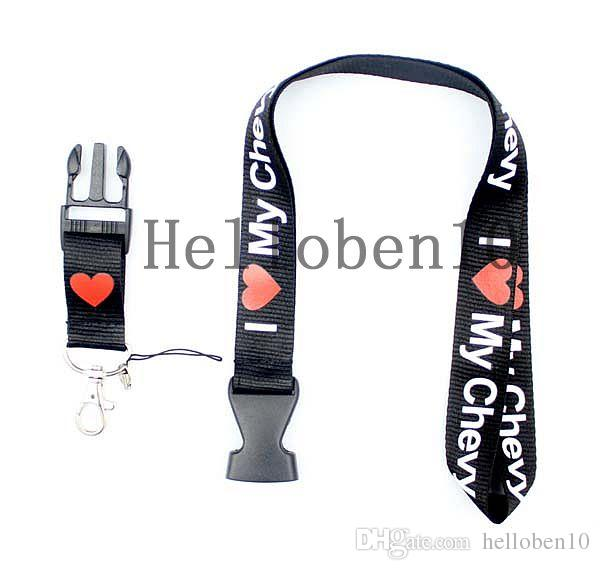 I love my car hot sale series of removable mobile phone rope lanyard charm you can choose jk4