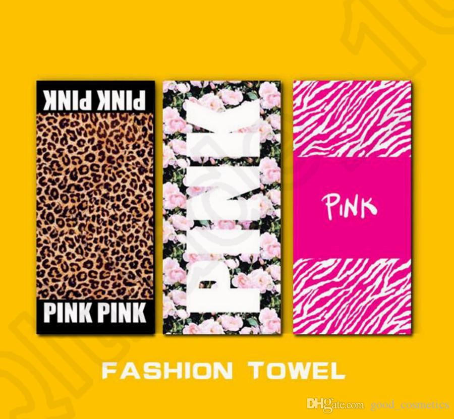 letter of guarantee example pink letter towel 140 70cm fitness sports towel vs 1398
