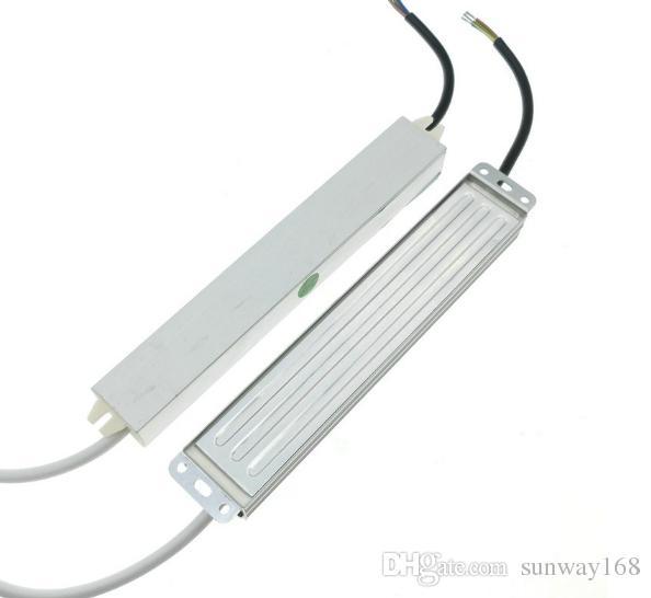 Alimentazione LED 12V di alta qualità Alimentazione 10-200W Adattatore del driver LED del trasformatore AC 90V-250V Trasformatore a LED impermeabile luce subacquea