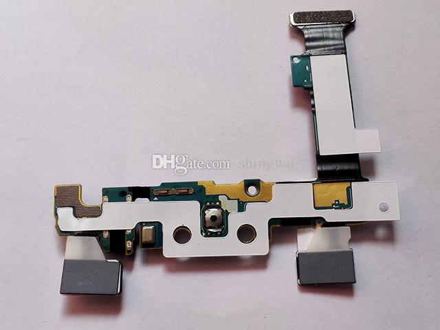 Pour Galaxy S6 Edge + SM-G928F G928F Connecteur Micro USB Original Câble Microfone FLEX Connecteur de Charge Signal Signal Ruban FLEX