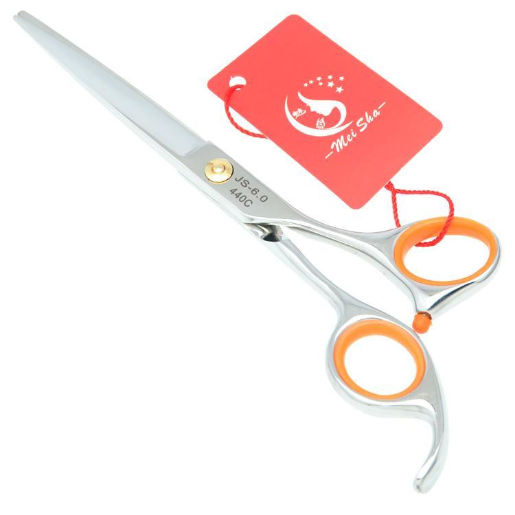 5.5 pollici / 6.0inch Meisha Meisha Professionale Forbici parrucchieri Kit Capelli Taglio Forbici Schemi di assottigliamento JP440C Barbers Tijeras Haircut HA0152