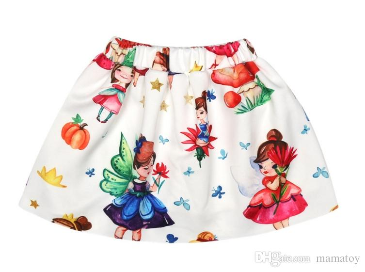 Baby Girls Fairy Cloth Skirt Set Kids sport clothes outfits boutique fall clothing kids cute suits