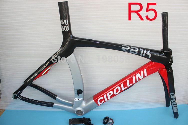 2018 Rennradrahmen Carbonfaser Fahrradrahmen RB1K cipollini Rahmen Carbon Rennradrahmen, Gabel, Sattelstütze, Steuersatz, Klemme