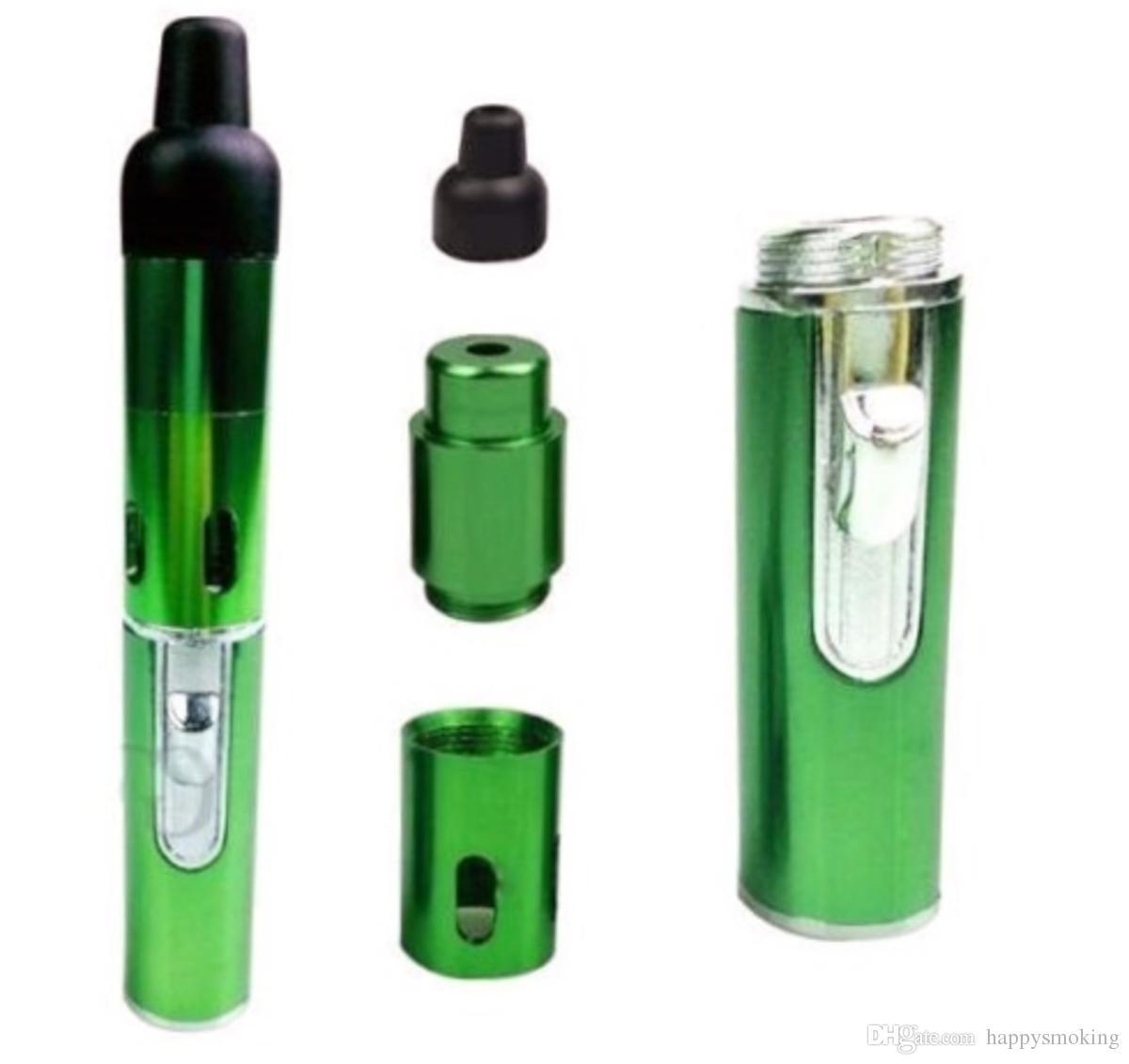 Курительная трубка нажмите N Vape Sneak A Vape Sneak A Toke травяной испаритель электронная сигарета вода и ветер доказательство Факел зажигалка