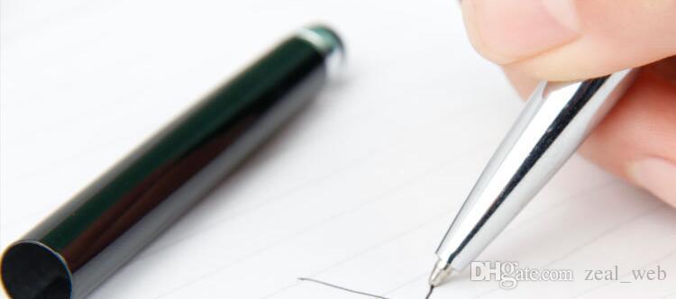 Stylus Capacitive Touch Ballpoint Pen LED laser Flashlight pen Office &amp School Supplies in stock cy