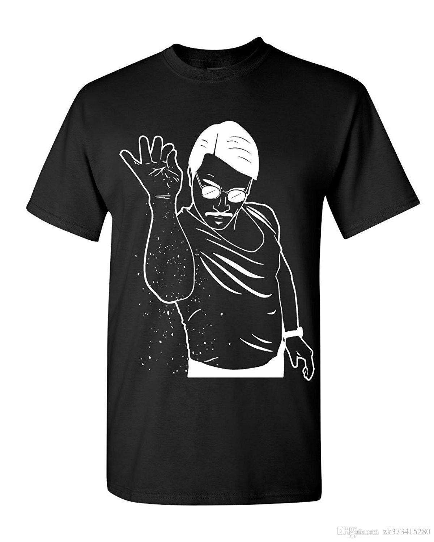 Printed T Shirt 2017 Fashion Brand T Shirt Design Basic Top Salt ...