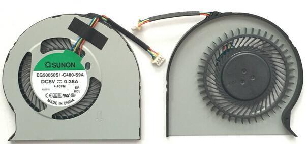 c7a5f24921a2 Original New Laptop CPU Cooler Fan For DELL LATITUDE E7440 E7450  AT148001ZCL G50050S1-C480-S9A 03PMGM KDB0705HC A05 KDB0705HCA05