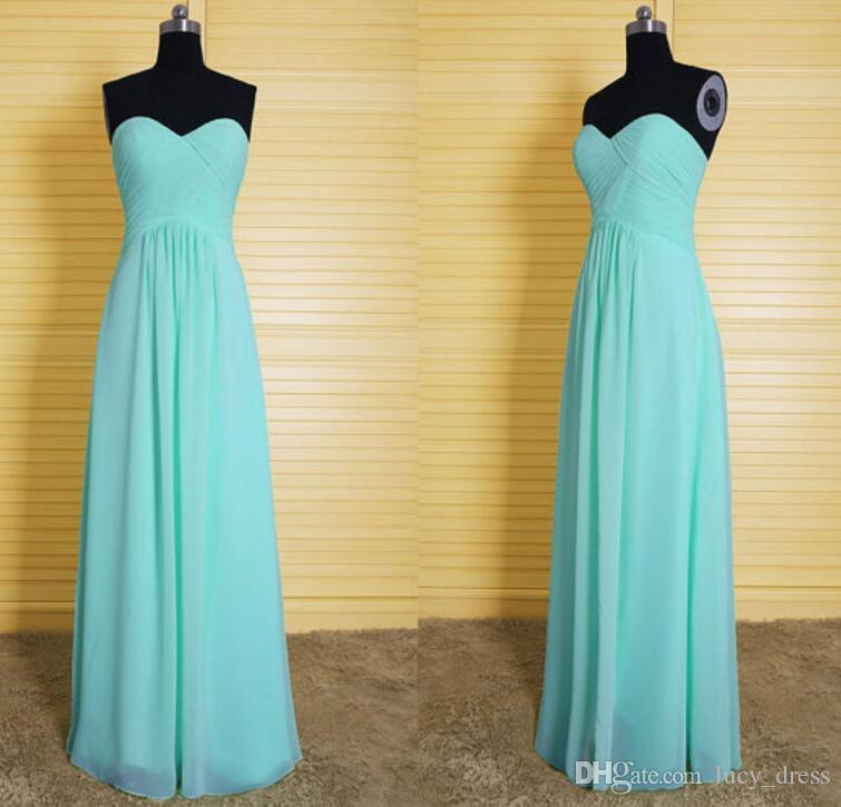 African Plus Size Bridesmaid Dresses Sweetheart A Line Long Ruffle Chiffon Nigeria Wedding Dresses