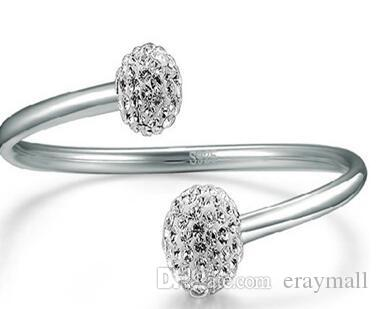 plated rose real silver bangles sterling surat diamond buy women gold her bracelet bracelets for