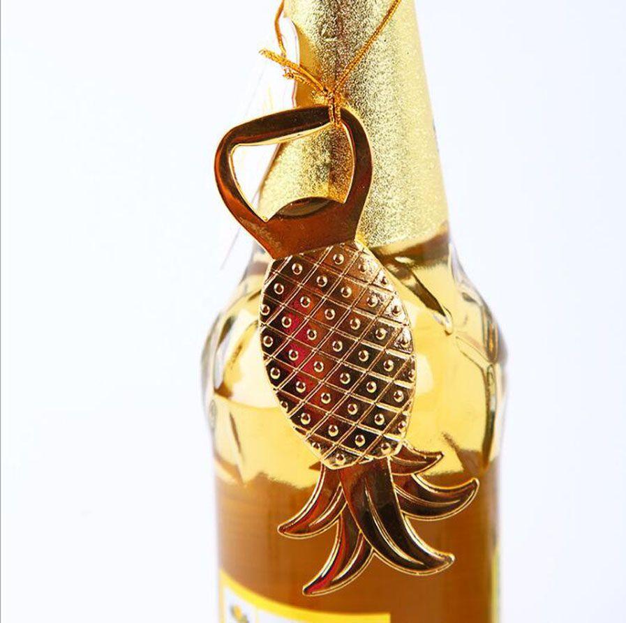 2018 Pineapple Beer Bottle Opener Wedding Favors And Gifts Wedding