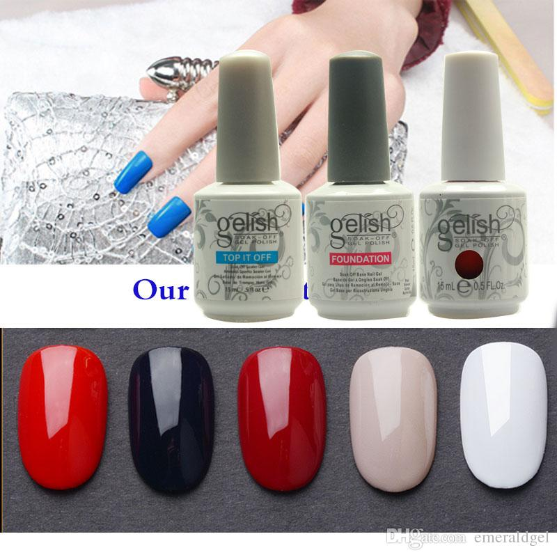 Ongles Vernis Top Harmony Polish Uv Led Gel Nail Laque Art Qualité Gelish À WerCdxBo