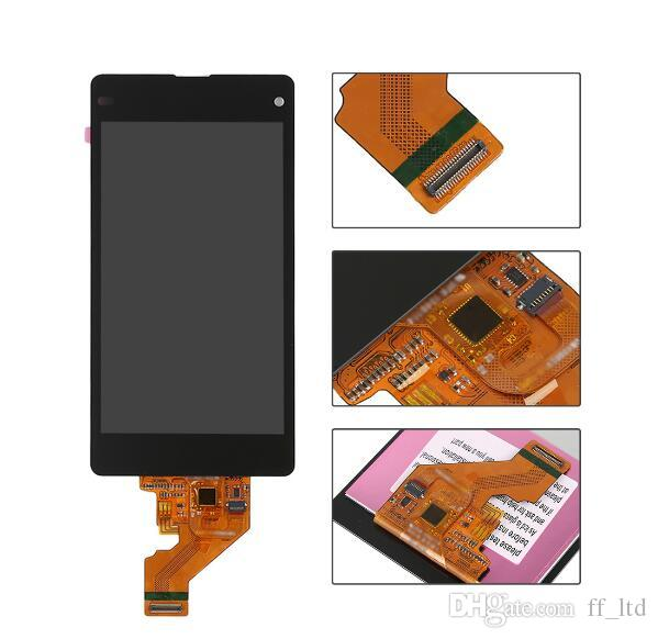 OEM Display for Sony Xperia Z Z1 Z2 Z3 Z4 Z5 Z1 Mini Z3 Mini Z5 Mini Z5 Premium LCD Display with Touch