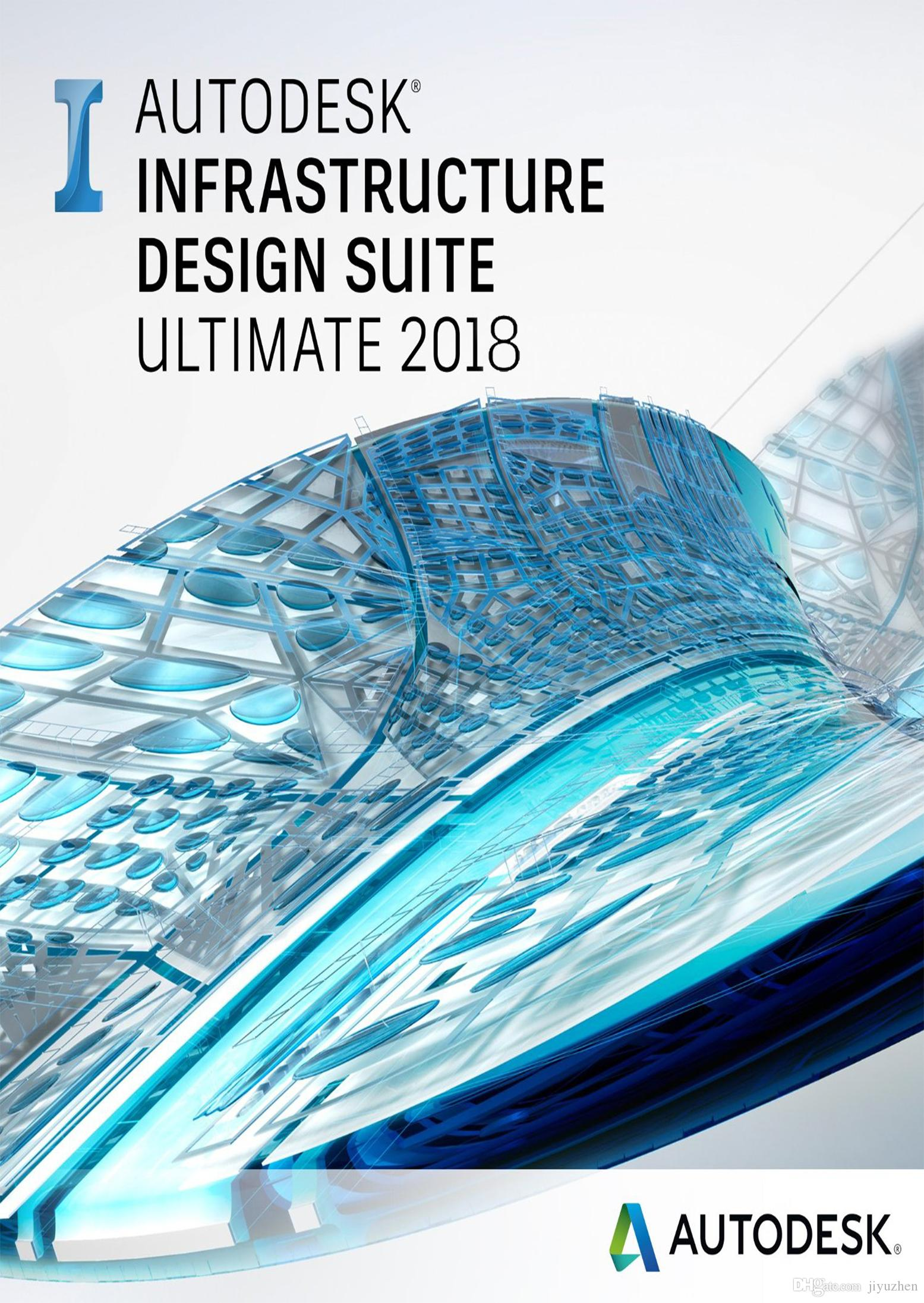 descarga Autodesk Infrastructure Design Suite Ultimate 2017