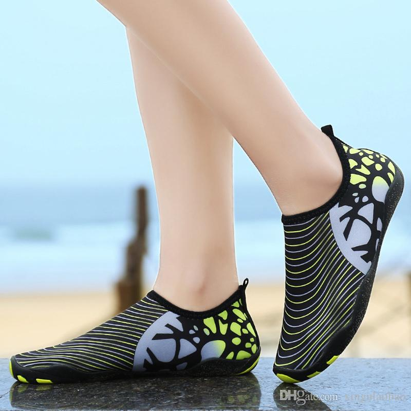 Swimming Beach Shoes Indoor Fitness Yoga Shoes Casual Sports Running Soft Soles Wade Shoes Air Speed Dry Walking Shoes Best Shoes Italian Shoes From