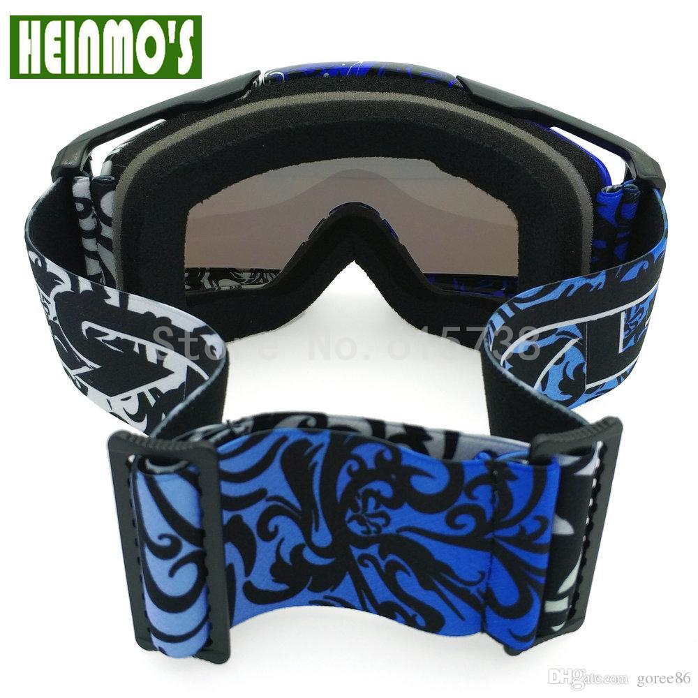 100% nuovo motocross Occhiali antipolvere moto Occhiali anti vento occhiali di protezione del casco Goggles