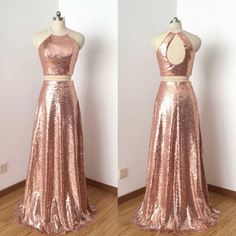 Cheap Gold Dress