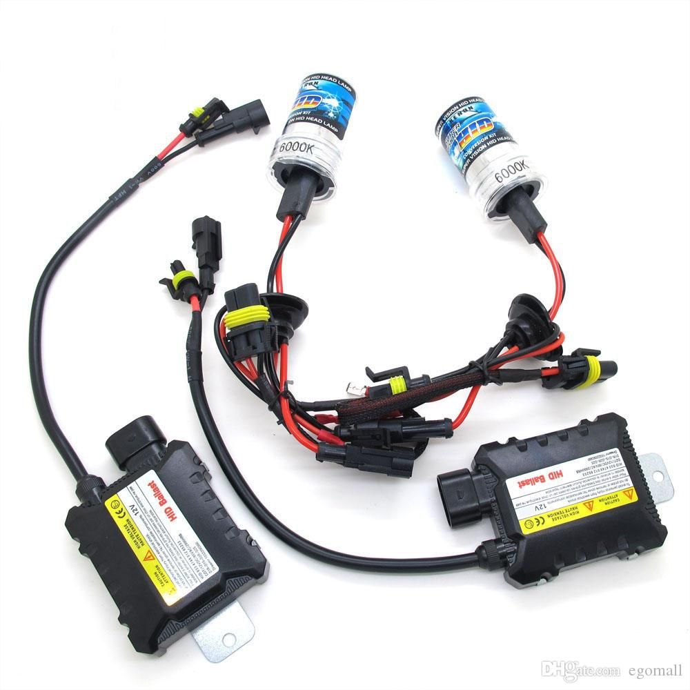 Best H7 Hid Kit Ballast Bulb Cheap Toyota Kits