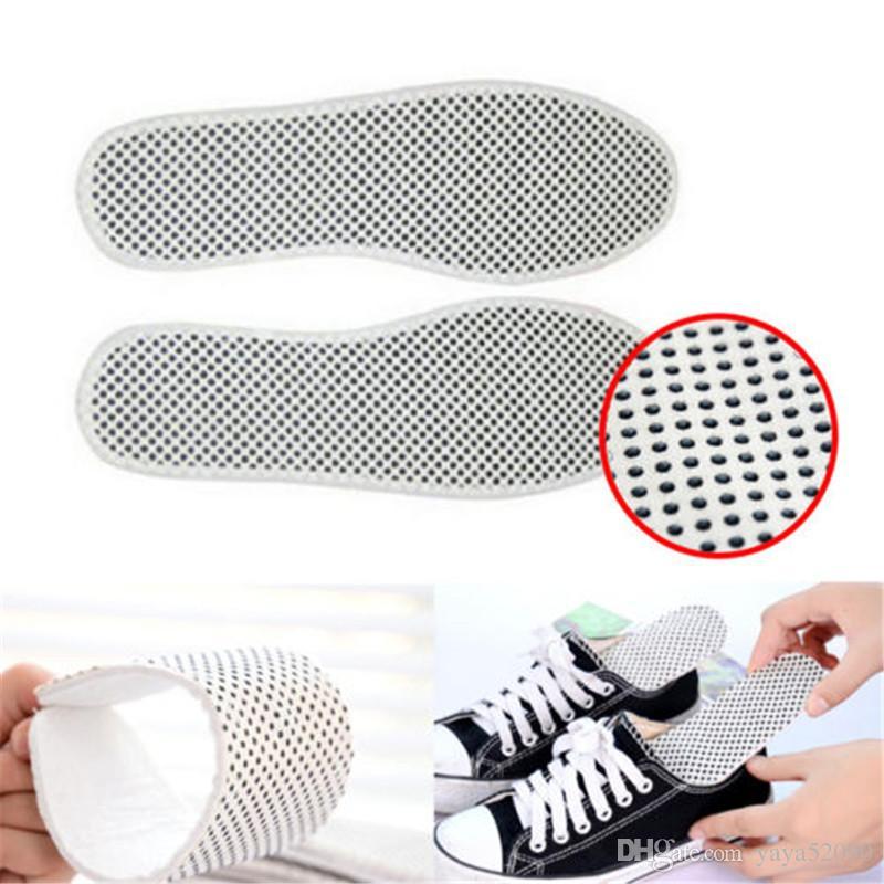 Cosplay için yeni Yumuşak Pamuk Kendinden Isıtmalı Turmalin Kadınlar Kış Sıcak Ayakkabı tabanlık kumaş Ekler Pedleri Ayak Bakımı Ayakkabı Astarı Ücretsiz Kargo