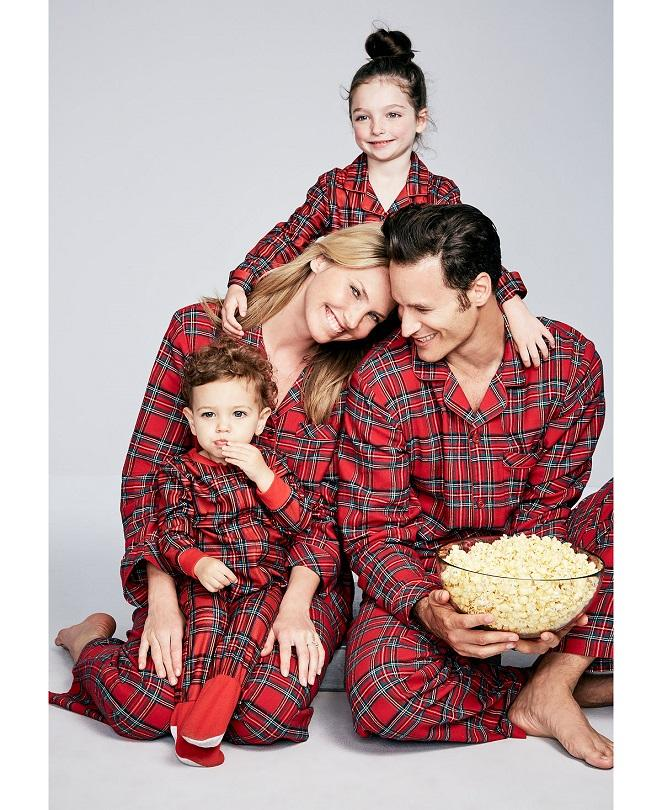 Compre Conjuntos De Look Familiar Pijamas De Navidad Ropa De Madre E
