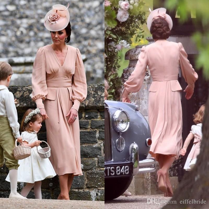 Encantador Vestido De Fiesta Kate Middleton Ornamento - Ideas de ...