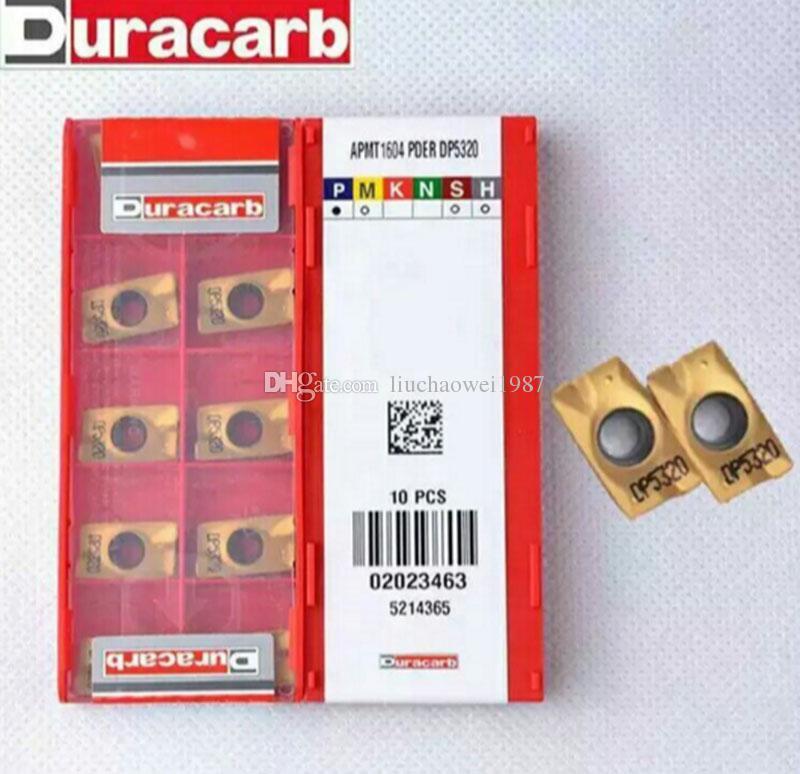 CNC frezarka, APMT1604PDER DP5320