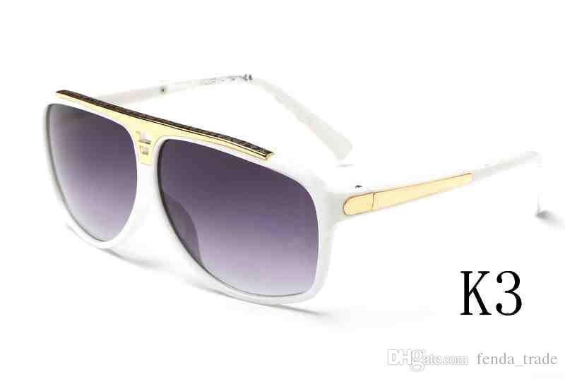 Sommer NEUE Mode männer frauen sonnenbrille Big Frame Sonnenbrille UV400 NICE Good frame 0350 Sonnenbrille Gute qualität MOQ = 10 STÜCKE