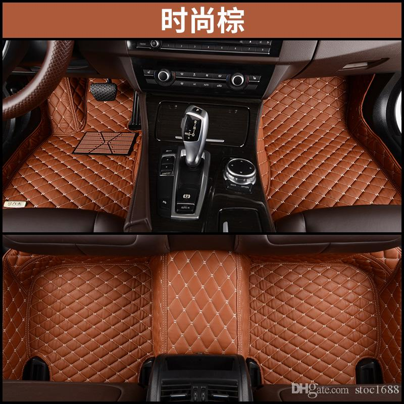 Online Cheap Scot All Weather Leather Floor Mats For Nissan Rogue,Waterproof  Anti Slip 3d Front U0026 Rear Carpets Custom Fits Black Right Hand Driver Model  By ...