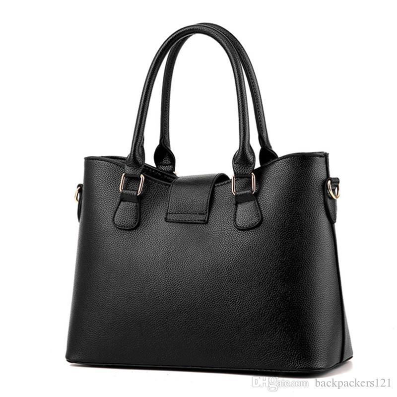 Bolsos de las mujeres mensajero de la PU bolsos de las señoras famoso bolso / sistema de hombro bolsa de regalos de Navidad Compuesto