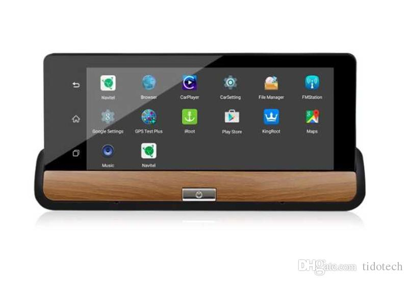7 Inch 3G Android Wifi Car GPS Navigation with Bluetooth FM HD Touch Screen DVR Camera 16GB ROM IGO Lifetime Map
