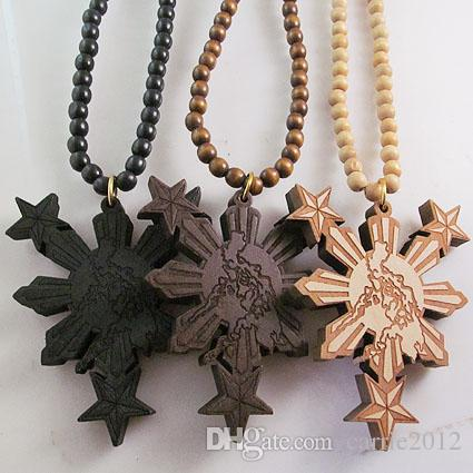 Wholesale philippines map good wood hip hop wooden necklace rosary wholesale philippines map good wood hip hop wooden necklace rosary jewery wholesale pendants and necklaces gold chains for men from carrie2012 aloadofball Choice Image