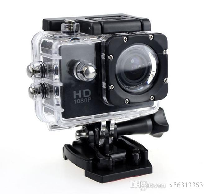 Cheapest SJ4000 1080P Full HD Action Digital Sport Camera 2 Inch Screen Under Waterproof 30M DV Recording Mini Video Cam