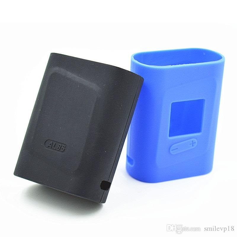 Für Smok AL85 Silikonhülle Bunte Gummi SMOK AL85W Schutzhülle Haut für SMOK AL85 Alien Mini TC 85W vs Alien 220W