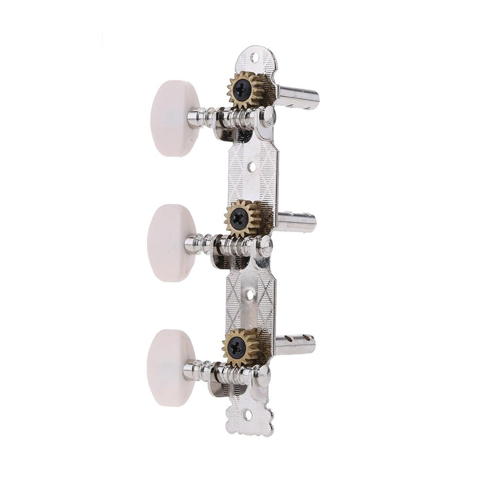 High Quality 2pcs (Left + right) Classical Guitar Tuning Pegs Keys Tuner Machine Head Durable String Tuner
