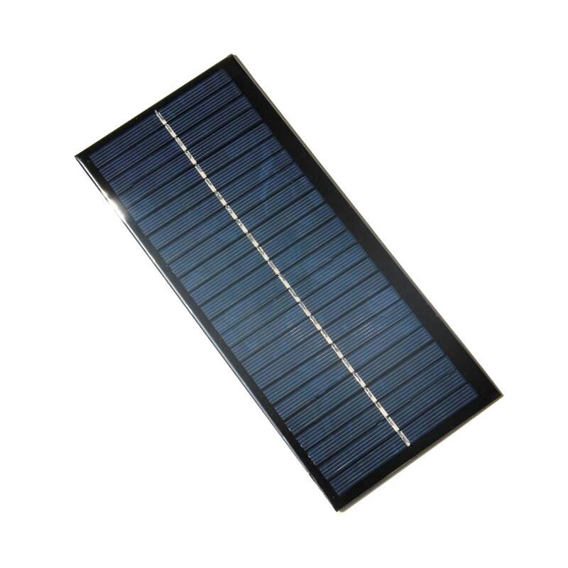 도매 12V 2.5W 미니 태양 전지 DIY 다결정 태양 전지 패널 태양 광 배터리 충전기 213 * 92 * 3MM / 무료 배송