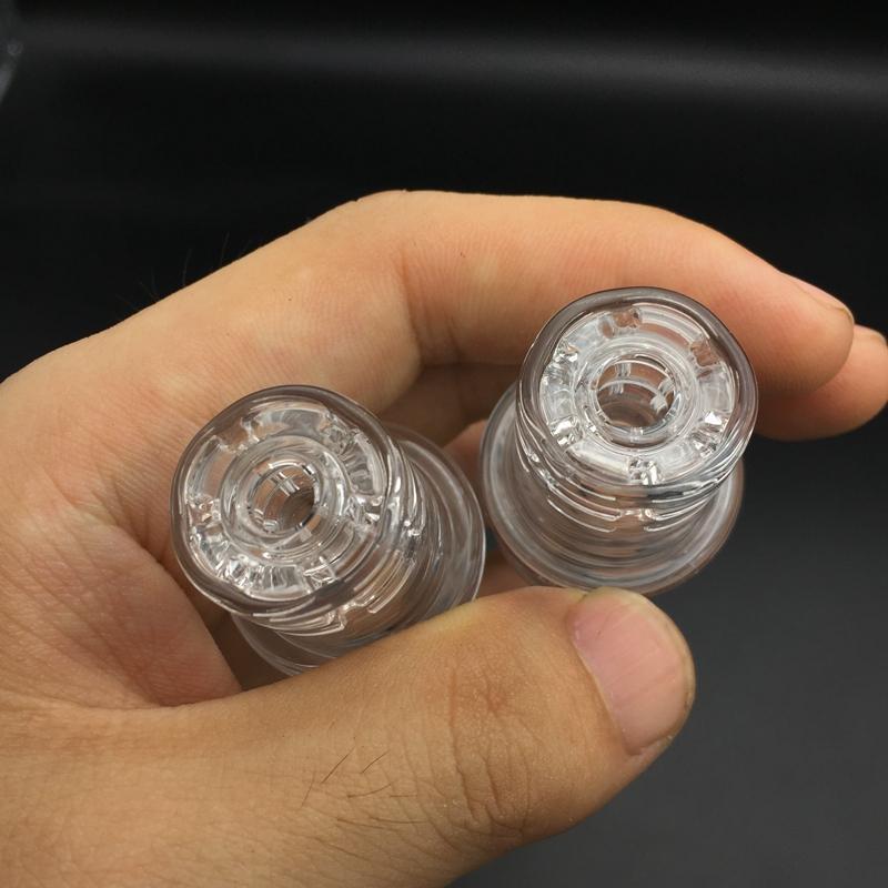 Nó de diamante de Quartzo Prego E unhas Elegantes D fit 20mm bobinas para bongo de vidro bong oil rig tubo de água de quartzo enail banger