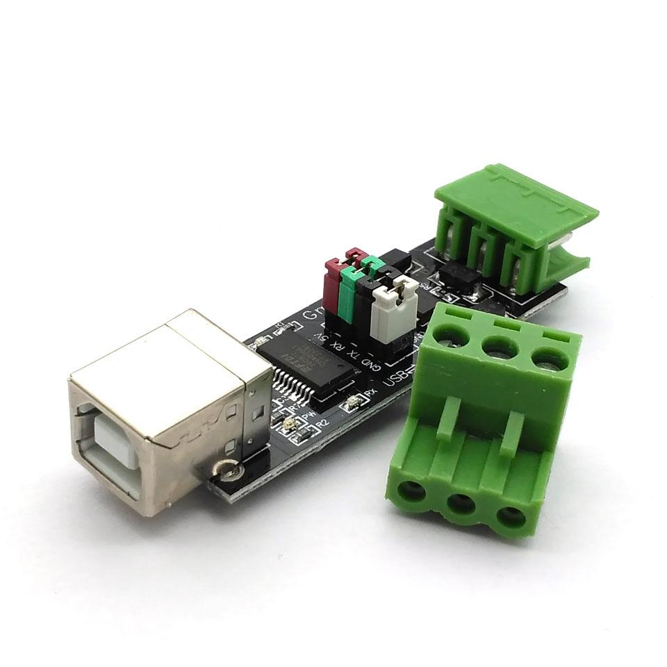 Best Double Protection Usb To 485 Module Ft232 Chip Usb To Ttl/Rs485 ...