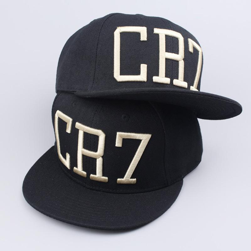 81f23e50d7aec Wholesale Real Madrid 2017 Cristiano Ronaldo CR7 Black Blue Baseball Cap  Hip Hop Sports Snapback Booty Soccer Hat Sun Hat Men Women Mens Caps La Cap  From ...