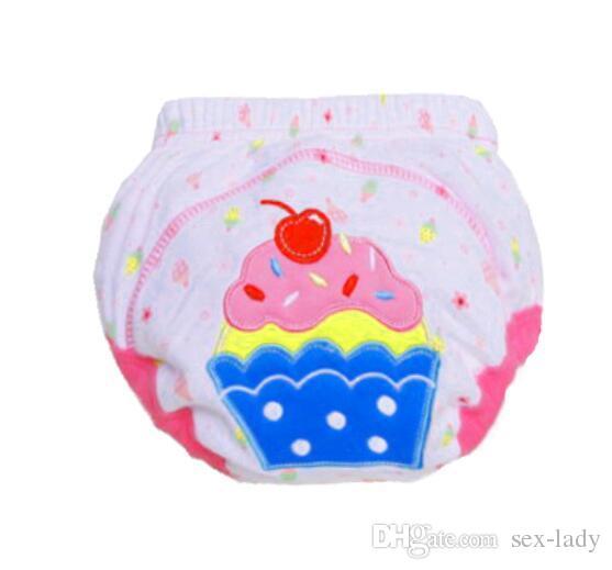 3 katmanlar karikatür bebek eğitim pantolon su geçirmez bezi pantolon lazımlık yürüyor külot yenidoğan iç çamaşırı Kullanımlık e ...