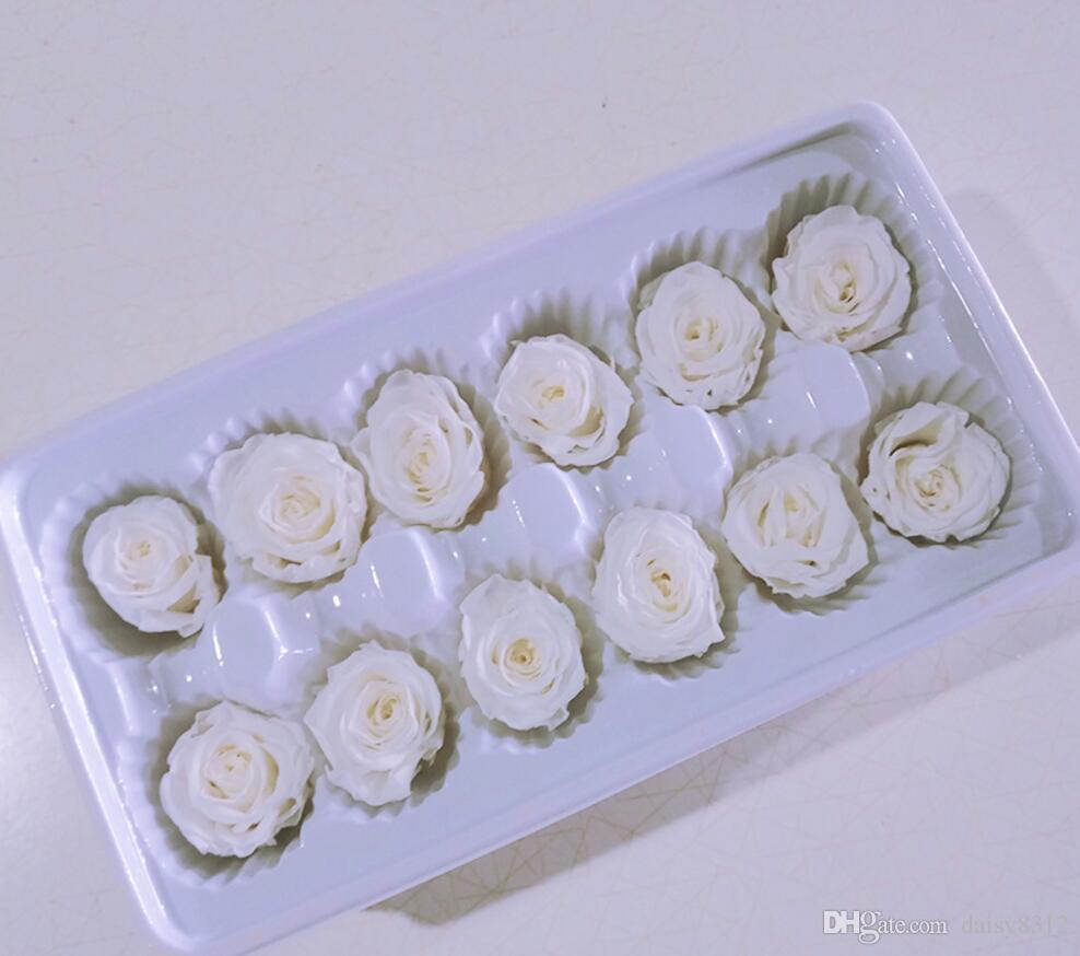 3-4cm ha conservato la testa di bocce della Rosa del fiore il compleanno di festa del partito di cerimonia nuziale favorisce il regalo di giorno di Velentine