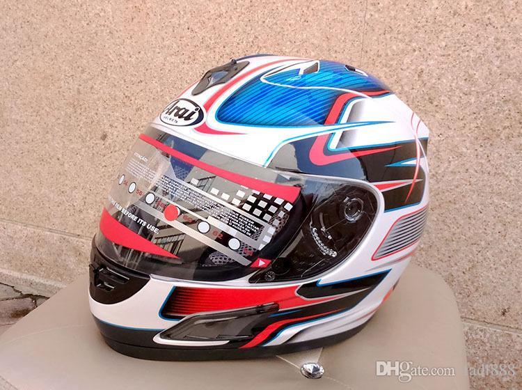 Motorcycle Helmet Arai Helmet Rx7 Top Rr5 Pedro Motorcycle