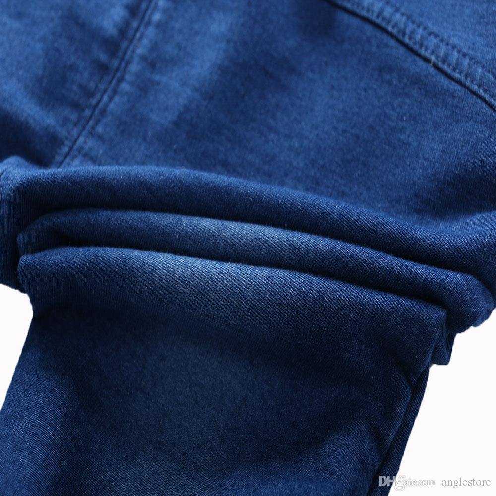 Baby Bib Pants Boys Girls Bib Pants for Kids Overalls Suspender Trousers Baby Jeans Pants Infant Jumpsuit Kids Clothing
