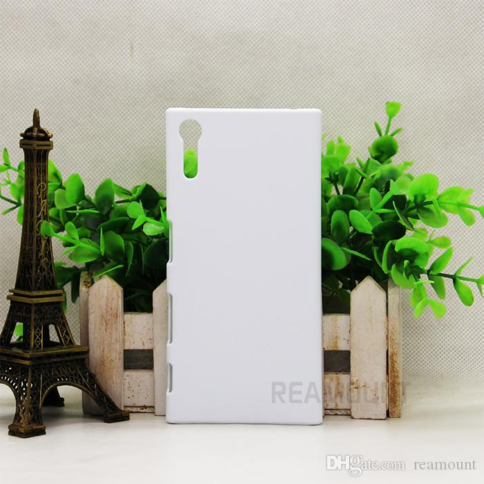 PC Plastic Hard Back DIY 3D Sublimation Blank Cover Case For Sony M2/M4/M5/T2/T5 Phone Case Shell