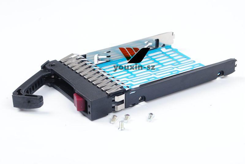 "2.5/"" 378343-002 SATA SAS Tray Caddy for HP DL380 DL360 G6 DL370 DL385 G5p US"