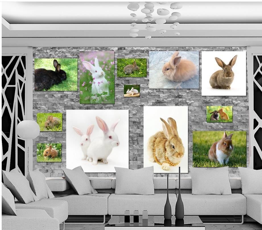 Luxus Europäische Moderne Wand 3D Wallpaper 3D-Tapeten für tv Hintergrund