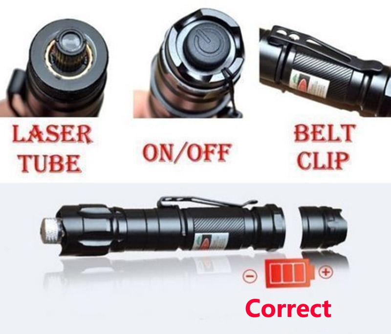 532nm Tactical Laser Grade Green Pointer Strong Pen Lasers Lazer Flashlight Military Powerful Clip Twinkling Star Laser