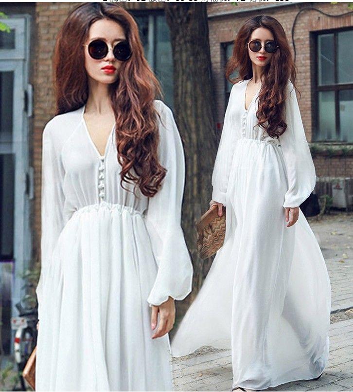 606a63d6f2b Белое кружево шифоновое платье Марка дешевые платья выпускного вечера  длинные матовые женские пляж свадебные платья роскошные свадебные платья  гостей 1 шт. ...