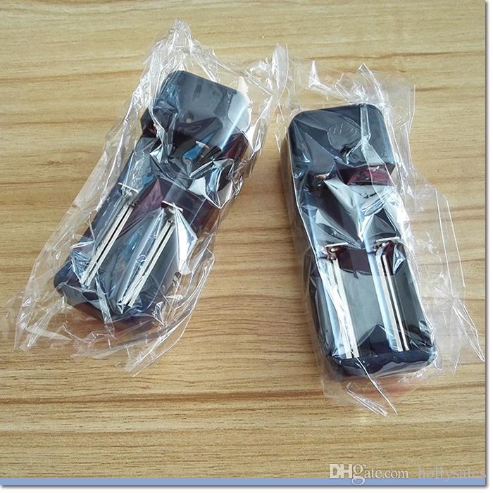 العالمي nanfu فتحة مزدوجة 18650 10440 16340 14500 26650 شاحن بطارية الليثيوم 18650 بطارية ليثيوم أيون شاحن DHL مجانا