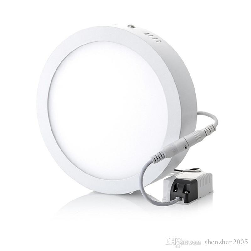Non Dimmable 6w 12w 18w 25w Super Bright Square Led Ceiling Light