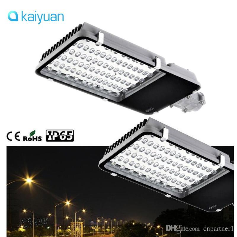 De W 265 Étanche 50 Réverbère Lampes Lumières 24 12 Rue Jardin 80 Ac Road Projecteurs 30 85 Ip65 Stadium Led 100 V Route 6yYfgb7
